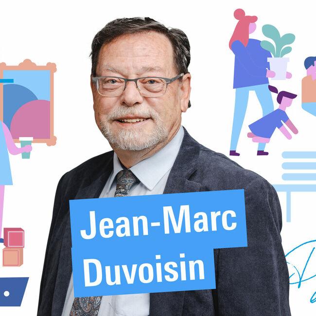 Jean-Marc Duvoisin
