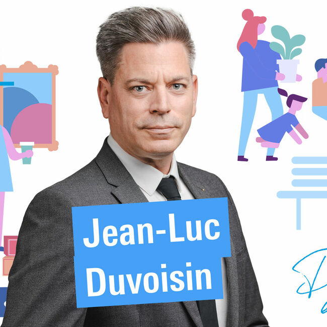 Jean-Luc Duvoisin